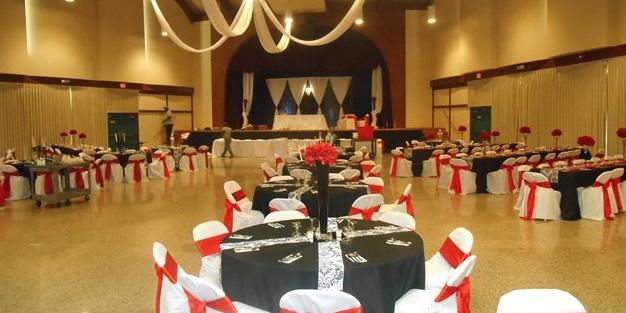 Sanford Civic Center wedding Orlando