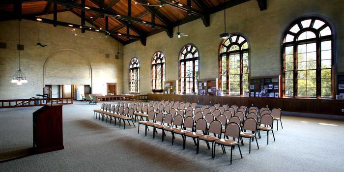 Byrne Memorial Hall wedding Southern Alabama