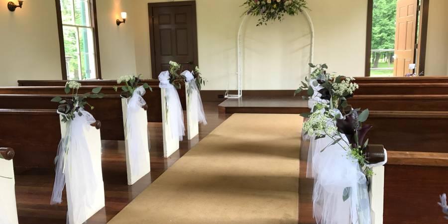 Union Church wedding Northern Virginia