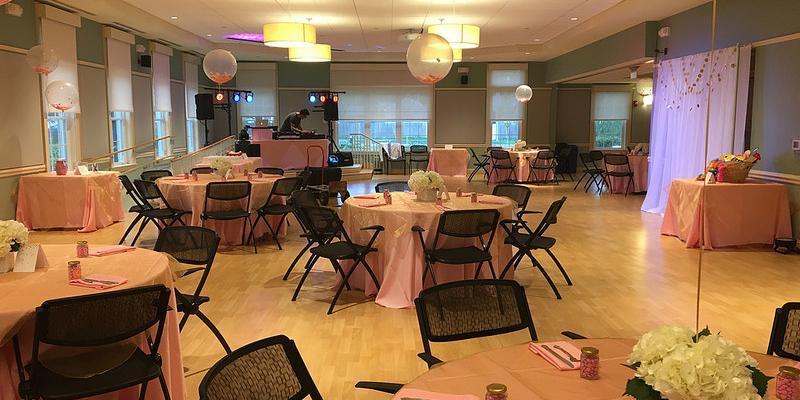 Newburyport Senior/Community Center wedding North Shore