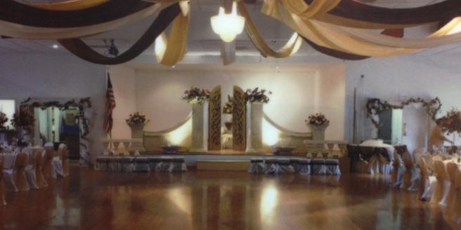 South Miami/Coral Gables Elks Lodge wedding Miami