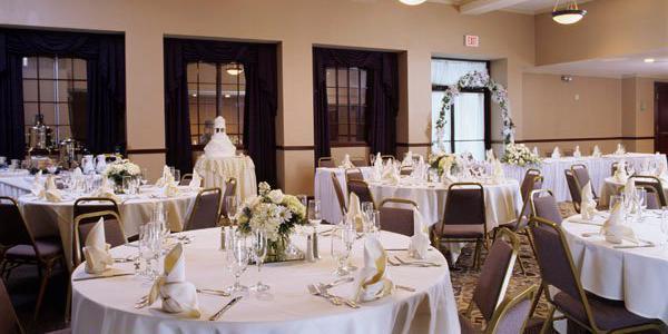 Four Points by Sheraton Boston Logan wedding North Shore