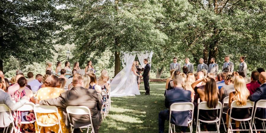Joseph Ambler Inn wedding Philadelphia