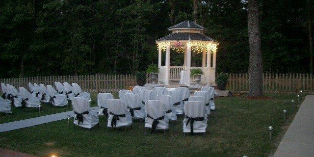 Southern Oaks Resort Spa wedding Tulsa
