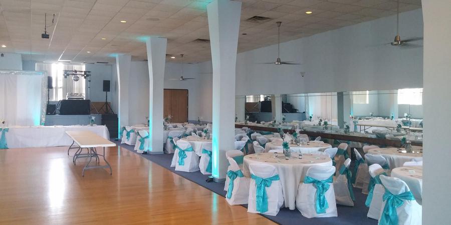 Port Huron Masonic Hall Rentals wedding Detroit