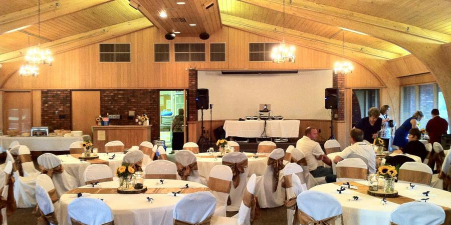 Coonskin Park wedding West Virginia