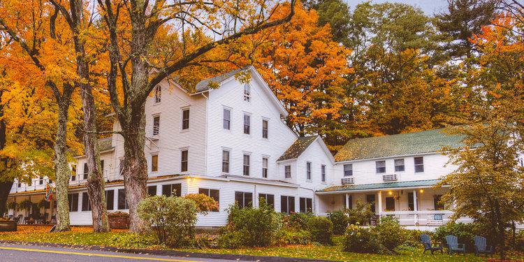 Glen Falls House wedding Eastern Adirondacks/Lake Champlain