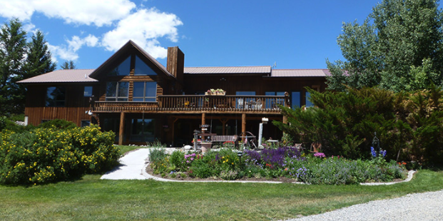 Paradise Gateway Bed Breakfast wedding Montana
