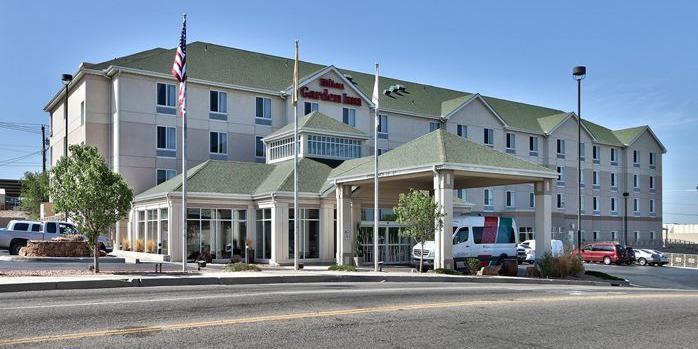 Hilton Garden Inn Albuquerque Airport wedding New Mexico