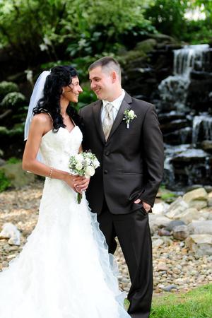 Donna's Premier Lodging wedding Cleveland