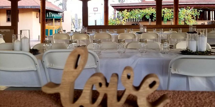 Grapevine Plaza wedding New Mexico