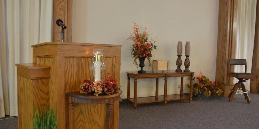 Unity Spiritual Center wedding Cleveland