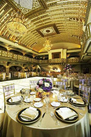 Millennium Knickerbocker Hotel wedding Chicago