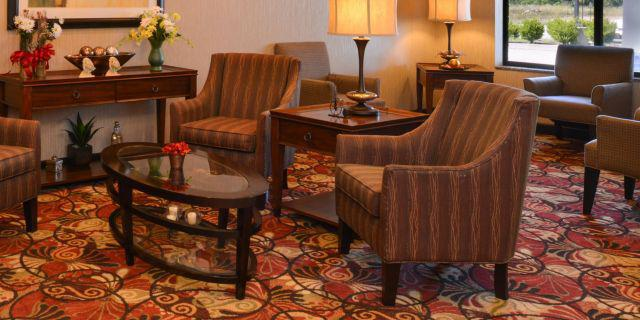 Holiday Inn Express Wheeling wedding West Virginia