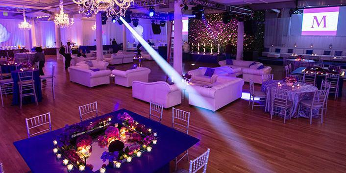 Metropolitan Pavilion wedding Manhattan