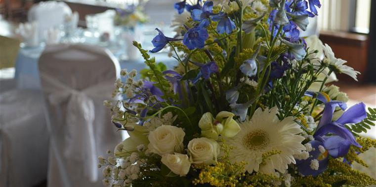 Outlook Events at the Duncan Center wedding Delaware