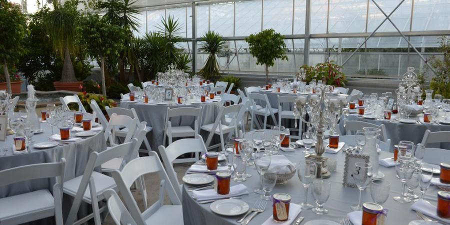 Roger Williams Park Botanical Center wedding Providence/Northern Rhode Island