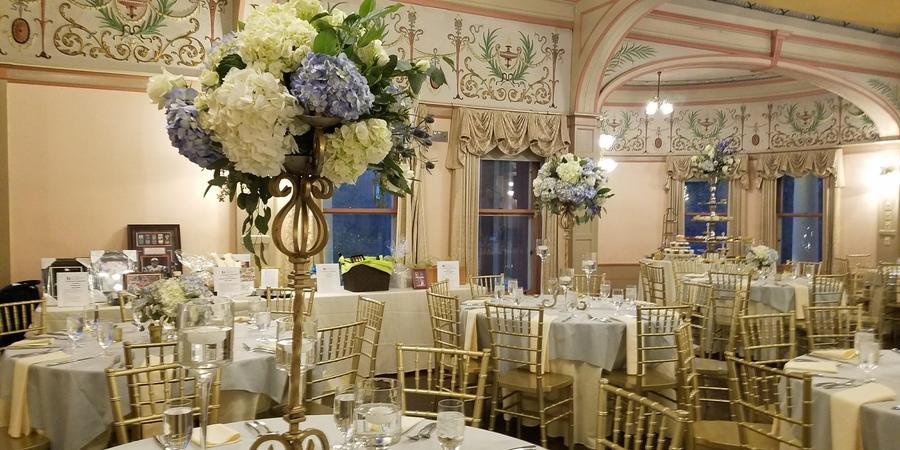 Roger Williams Park Casino wedding Providence/Northern Rhode Island