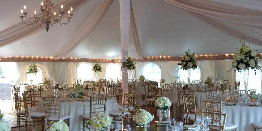 Roger Williams Park Tent wedding Providence/Northern Rhode Island