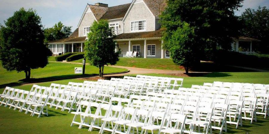 Birkdale Golf Club Palmer Pavilion wedding Charlotte