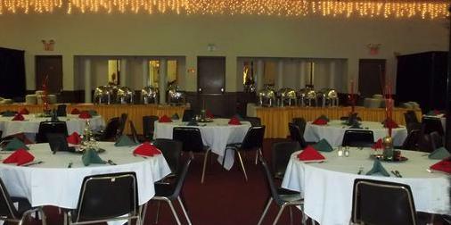 Sahara Shrine Center wedding Arkansas