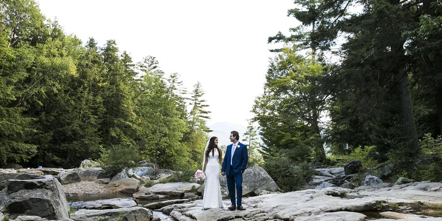 The Wentworth wedding Great North Woods/White Mountains