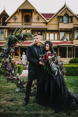 Winchester Mystery House wedding South Bay
