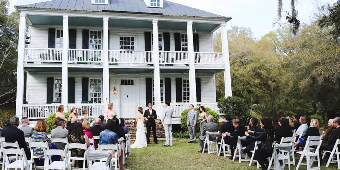 Hopsewee Plantation wedding Myrtle Beach