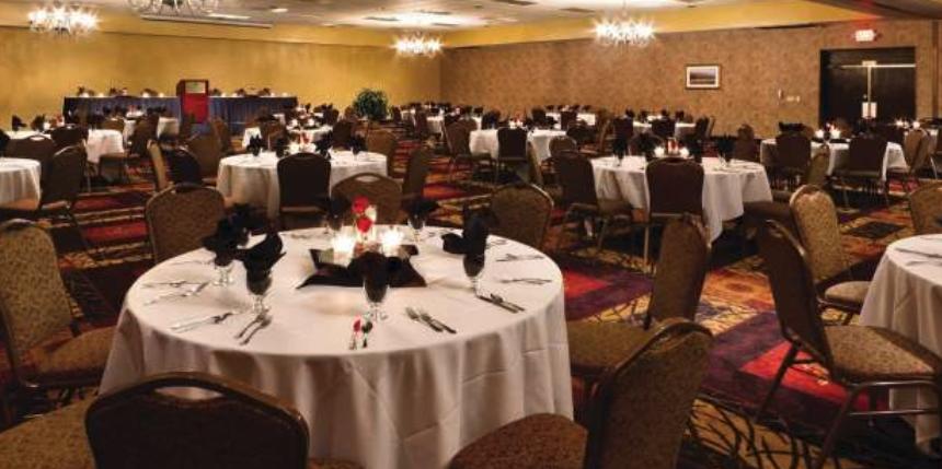 Ramkota Hotel & Conference Center wedding Wyoming