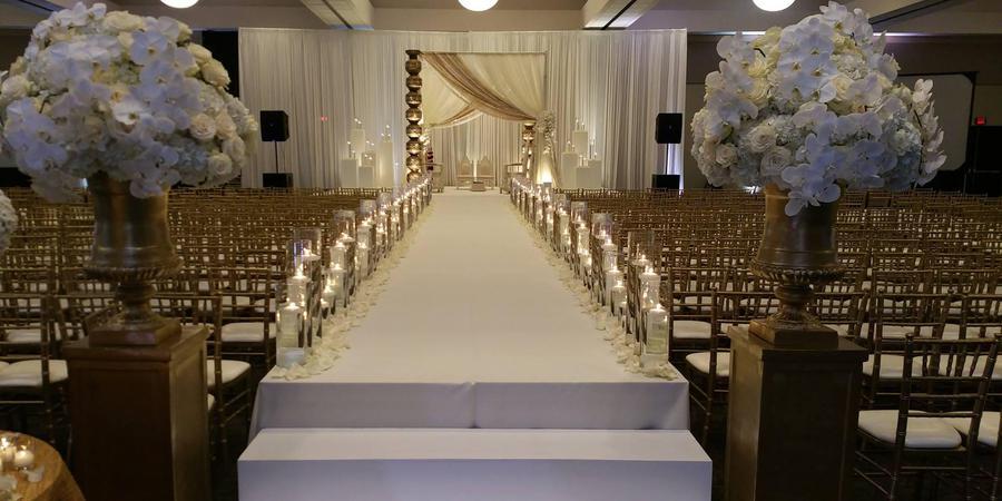 Dalton Convention Center wedding Atlanta