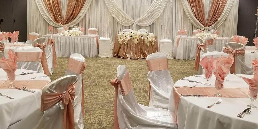 Nampa Civic Center wedding Idaho
