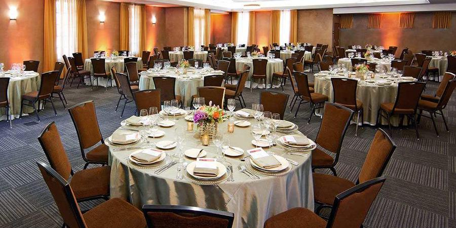 ELOISA Catering & Special Events at Drury Plaza Hotel wedding New Mexico