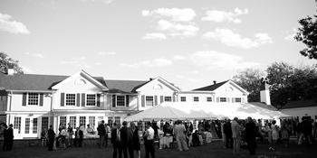 Agawam Hunt wedding Coastal Rhode Island