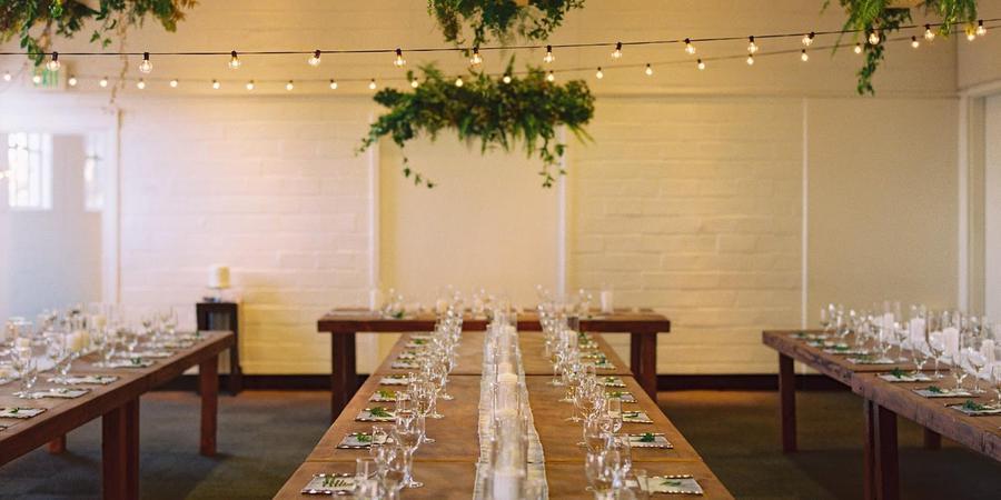 Fort Mason Center - Firehouse wedding San Francisco