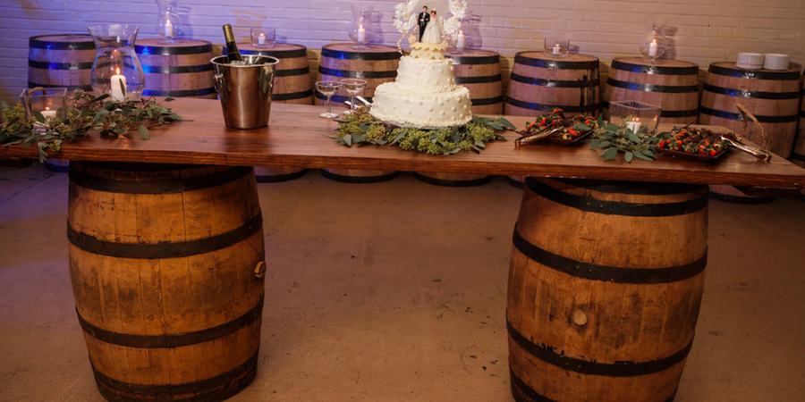 O.Z. Tyler Distillery wedding Bowling Green