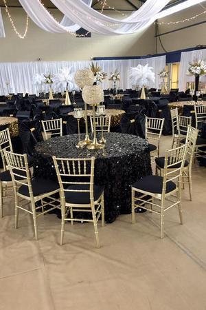 St. Gabriel Community Center wedding Baton Rouge