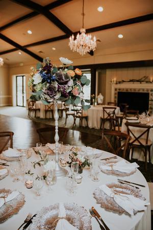 The Secret Garden at Rancho Santa Fe wedding San Diego