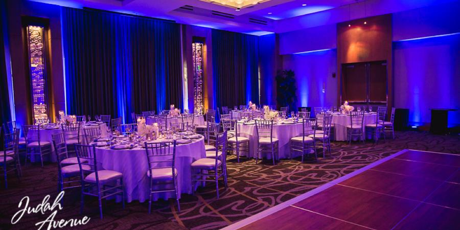 The Hotel at Arundel Preserve wedding Baltimore