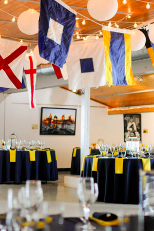 Annapolis Maritime Museum wedding Annapolis