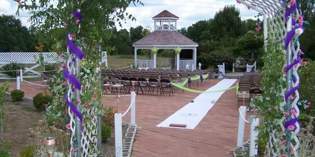 Starlight Reception Hall wedding Southern Indiana