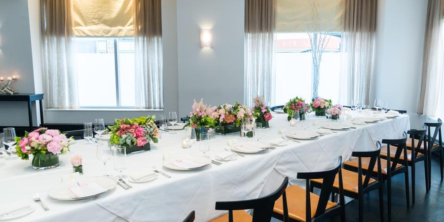 Ostra wedding Boston