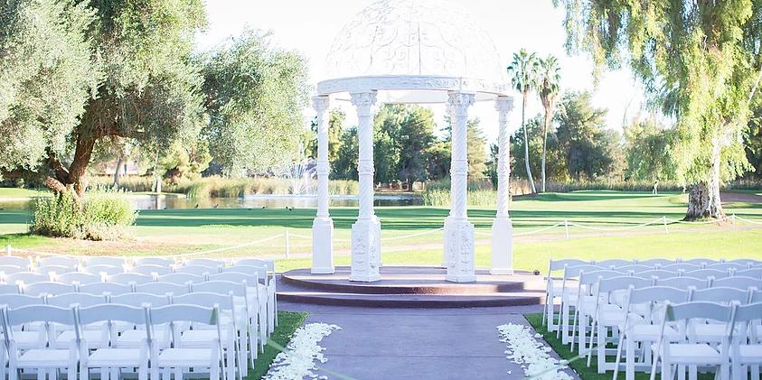 Orange Tree Golf Club & Resort wedding Phoenix/Scottsdale