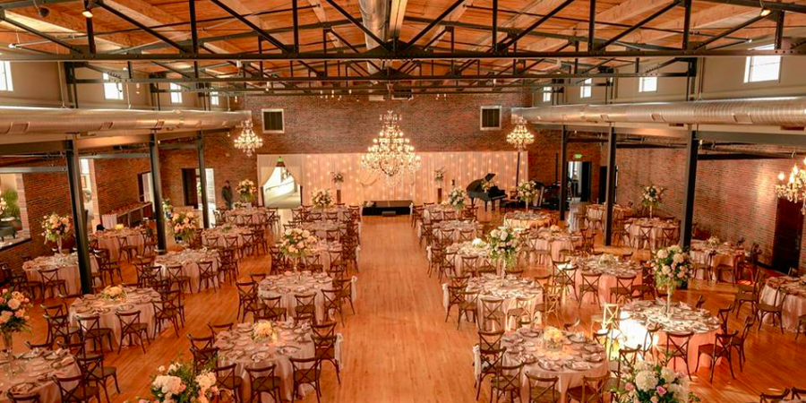 The Armory wedding Northwest Indiana