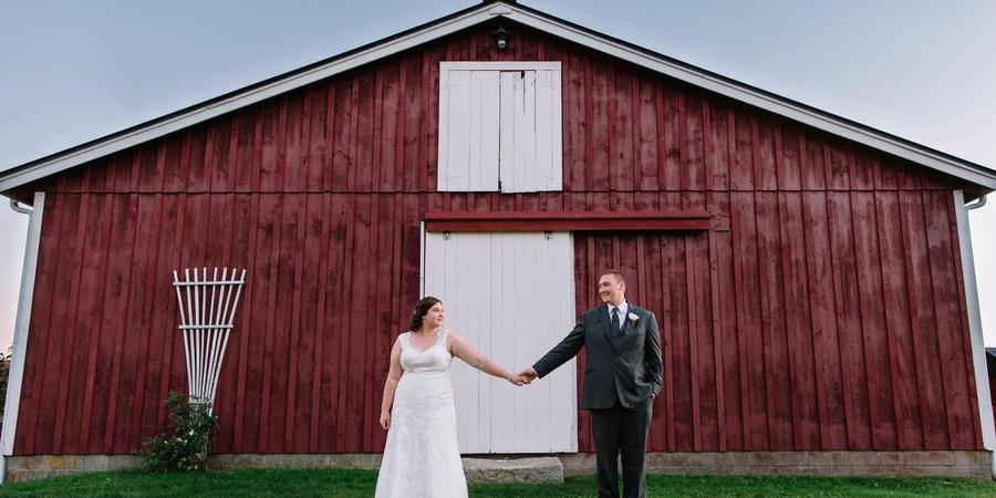 Harmony Hill Farm wedding Maine