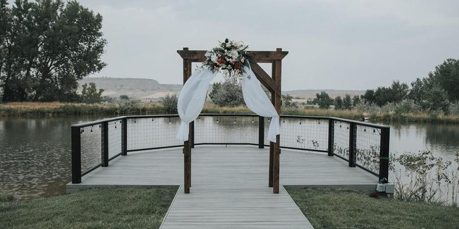 Camelot Ranch wedding Montana