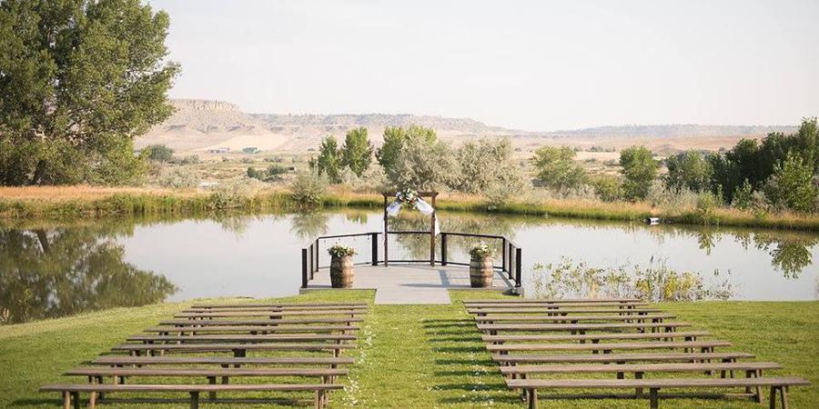 Camelot Ranch wedding Montana