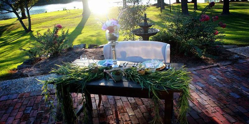 Spring Lake Venue wedding Mississippi