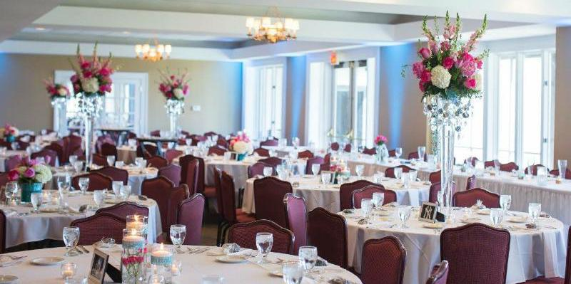 Blythefield Country Club wedding Grand Rapids