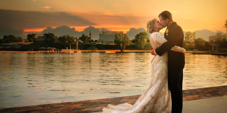 The Inn At Harbor Shores wedding Kalamazoo