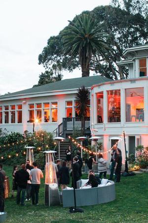 Fort Mason Center - General's Residence wedding San Francisco